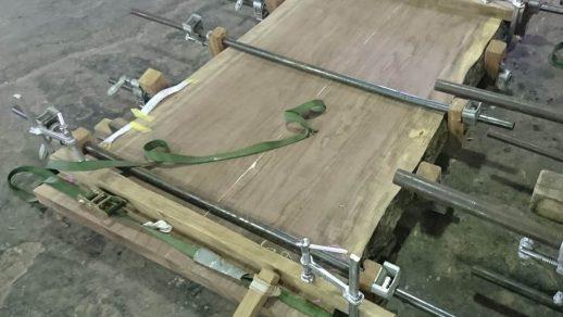 はぎ天板製造工程その2