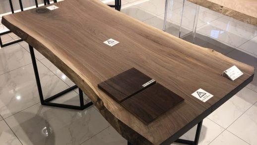 世界にひとつだけのテーブルを作ってみませんか?