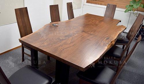 ウォールナット 会議テーブル
