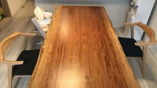 ボセのテーブルがある暮らし