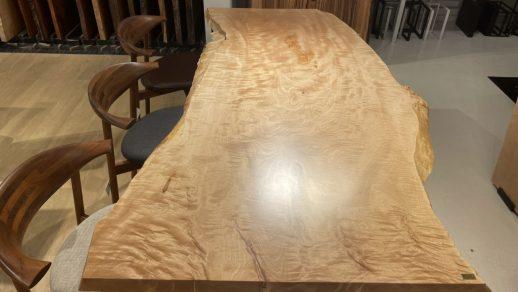 テーブルサイズの話。