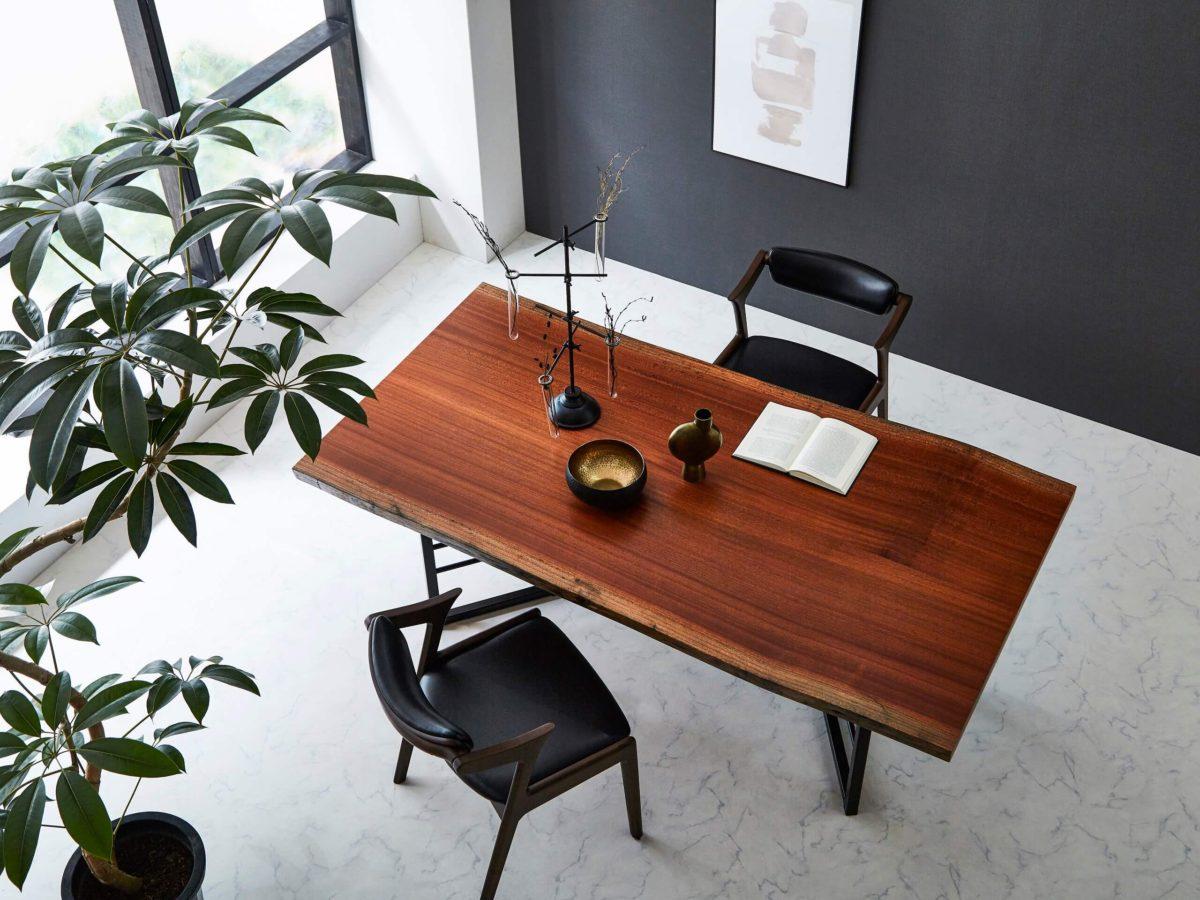 アトリエ木馬のオーダーテーブル